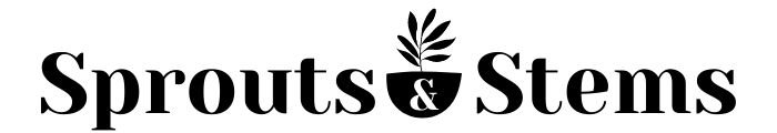 sprouts and stems logo